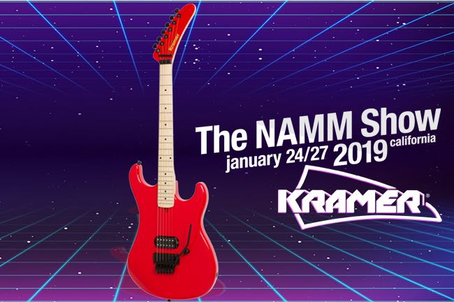 Kramer Guitars: Classic Designs, Modern Edge